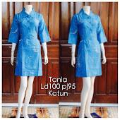Dress Batik Katun  DB 5076