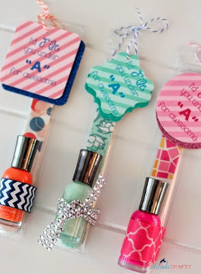 manicure hostess gift