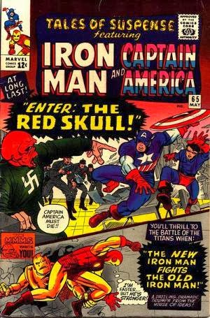 Tales of Suspense #65 comic cover