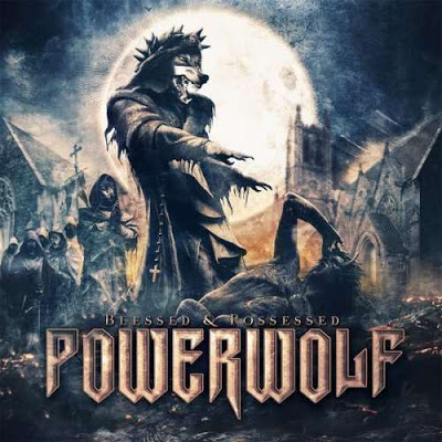 """POWERWOLF: Δείτε το video του """"Army Of The Night"""" απο το επερχόμενο album"""