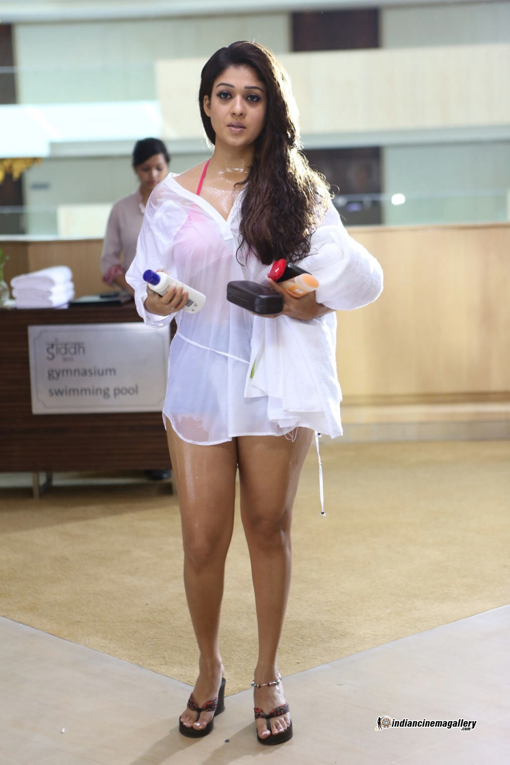 South Indian Actress Nayantara