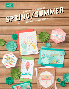Spring / Summer CAtalogue 2017