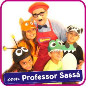Professor sassá!!!