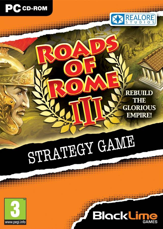 Roads of Rome III Pc