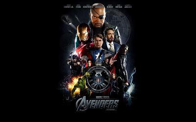 Yenilmezler The Avengers 2012 HD Duvar Kağıdı