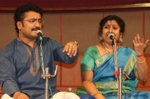 Trivandrum K Krishnakumar & Binny Krishnakumar