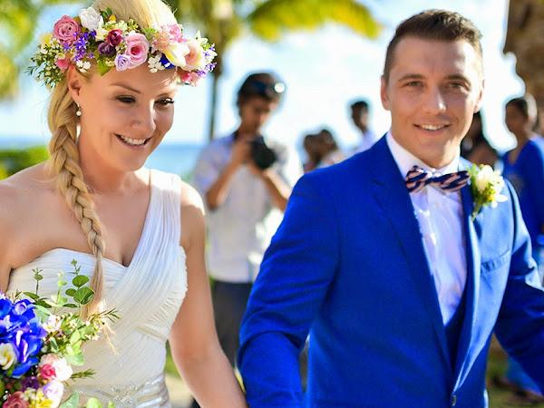 Celebra tu aniversario de boda en el Hotel Le Mauricia