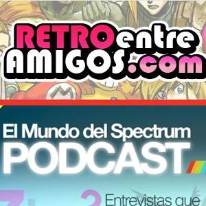 Casi diez horas de diversión con los últimos programas de Retro entre Amigos y El mundo del Spectrum