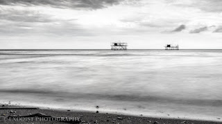 On The Beach - High Key Long Exposure, © Exodist Photography, All Rights Reserved