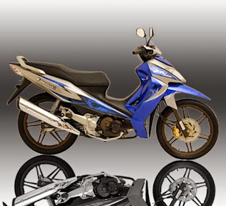 Spesifikasi Kawasaki ZX 130