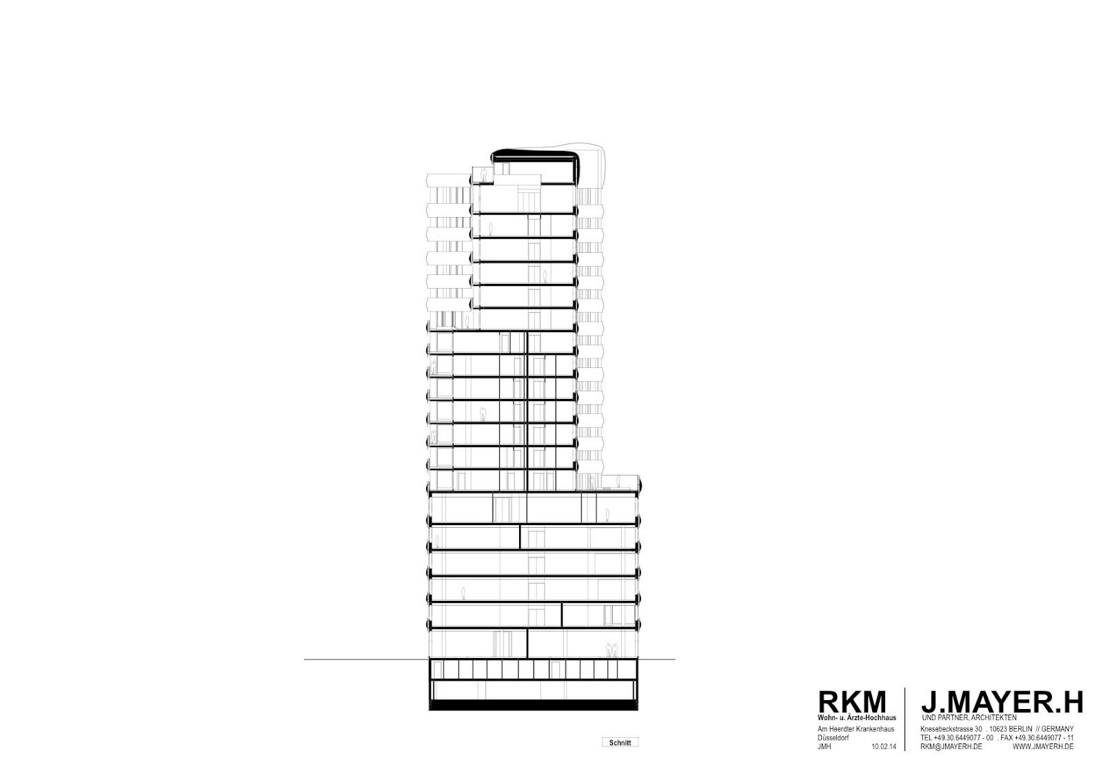 designs meter tower in germany j mayer h. Black Bedroom Furniture Sets. Home Design Ideas