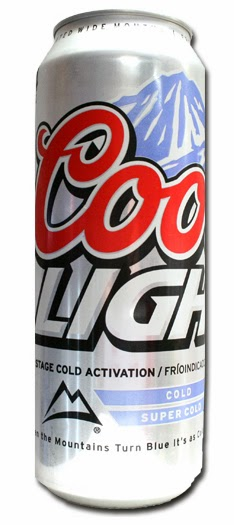 Attractive Beer: Coors Light Style: Pale Lager Brewing Location: Golden, Colorado  Originating Country: USA Alcohol By Volume: 4.2% Ingredients: Brewing  Water, Hops, ... Great Ideas