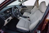 2013 Honda Accord EX-L V-6 Sedan interior