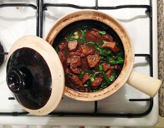 "Chinese beef brisket stew | Have you eaten? ""Sik Fun"""
