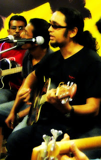 Assamese musician Jim Ankan Deka, Bangalore