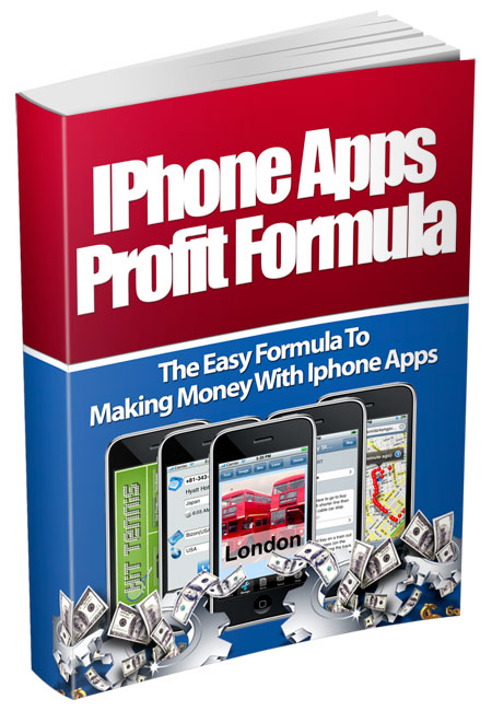 Iphone Apps Profit Formula E-Book
