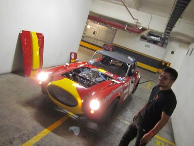 Adrian Stevens LT Special Mexico