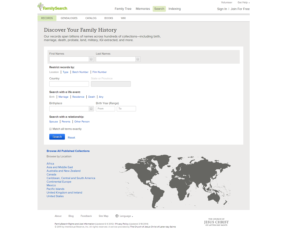 Search billions of records on ancestry com - The Person I Am Going To Search Is Andrew Byerly