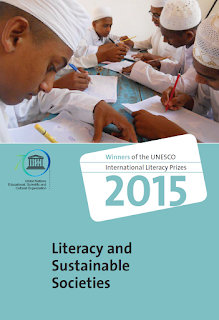 Winners of the UNESCO International Literacy Prizes