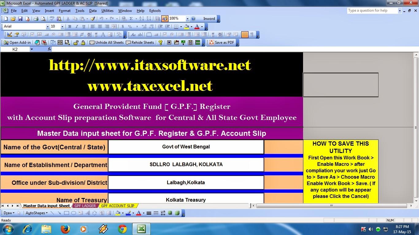 Doc600415 Salary Slip Generator Excel Doc Salary Slip – Salary Slip Generator Excel