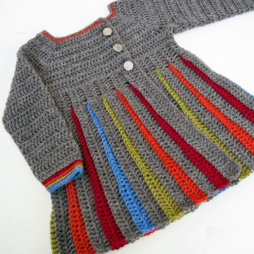 Eloise Girls Sweater