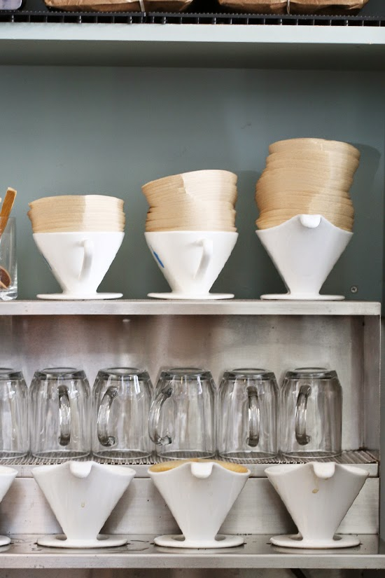 Blue Bottle Café San Francisco | 23qm Stil