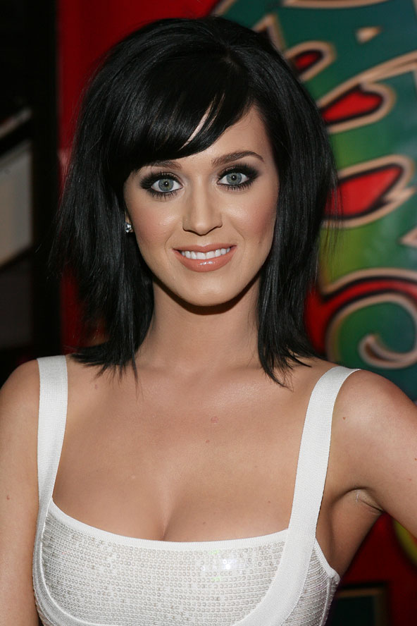 Perry Katy hairstyles pictures