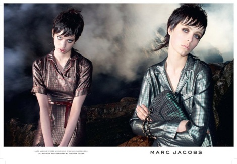 Marc Jacobs Fall 2013 Campaign by Juergen Teller
