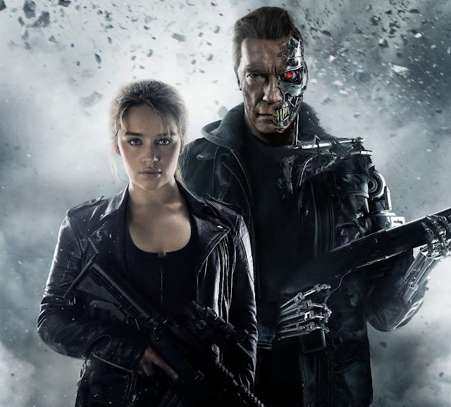 Terminator Genisys wallpapers