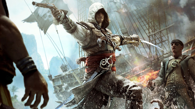 Assassins Creed 4 Black Flag HD Wallpaper