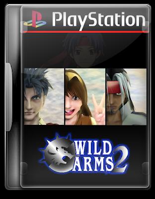 Wild Arms 2 (PSX)