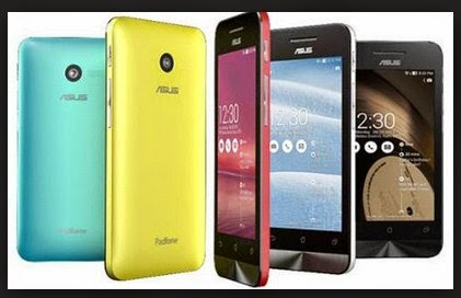 Harga Asus Zenfone 4 Prosesor Intel Atom
