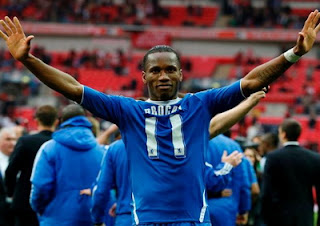 Didier Drogba Liga Champions