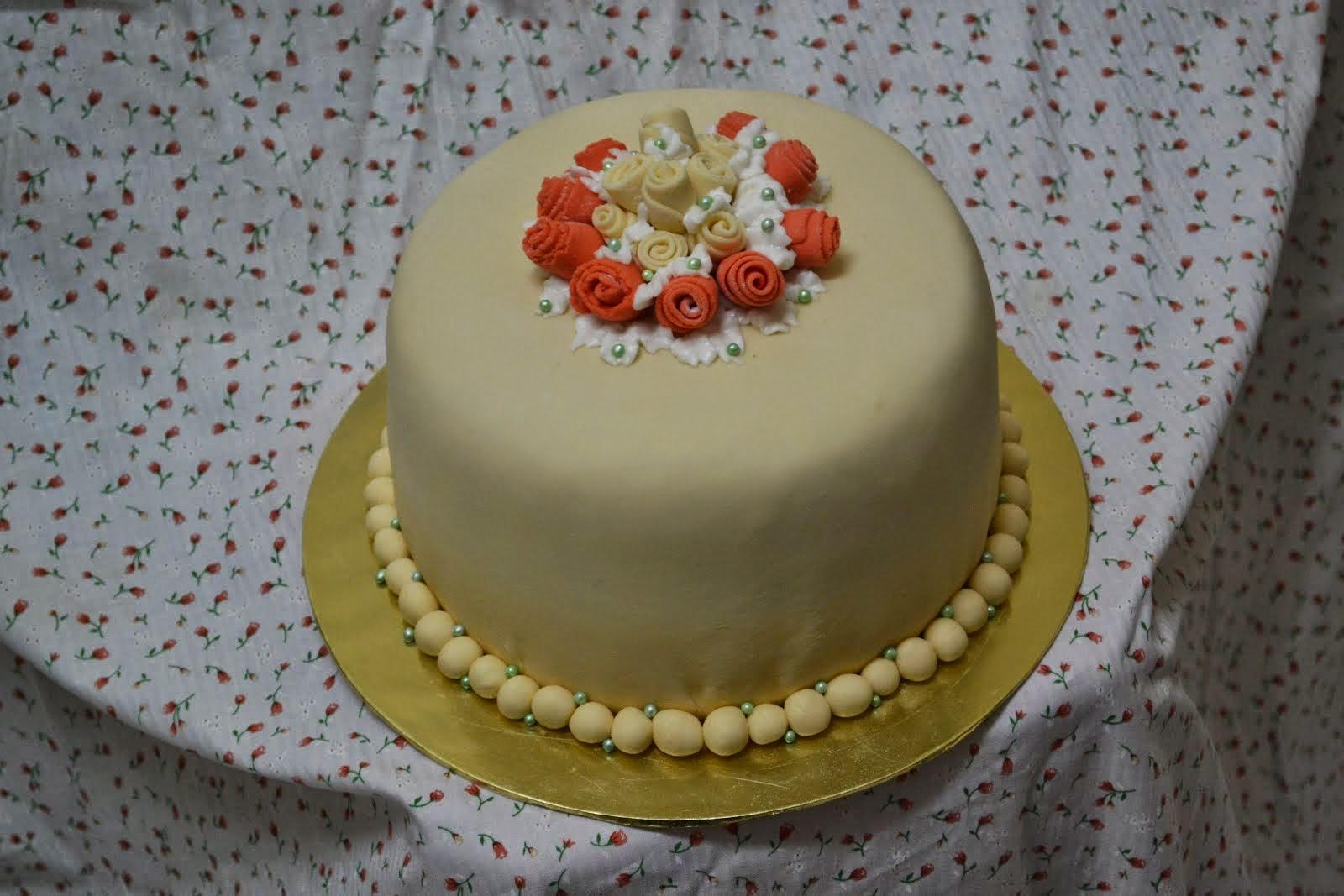 My Pastel cake