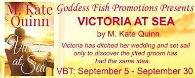 Victoria at Sea by M. Kate Quinn