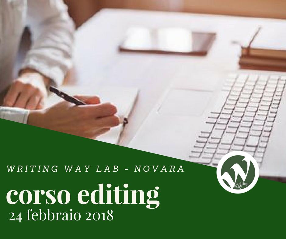 Corso di Editing