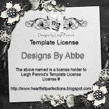 Designs by Leigh Penrod Template License
