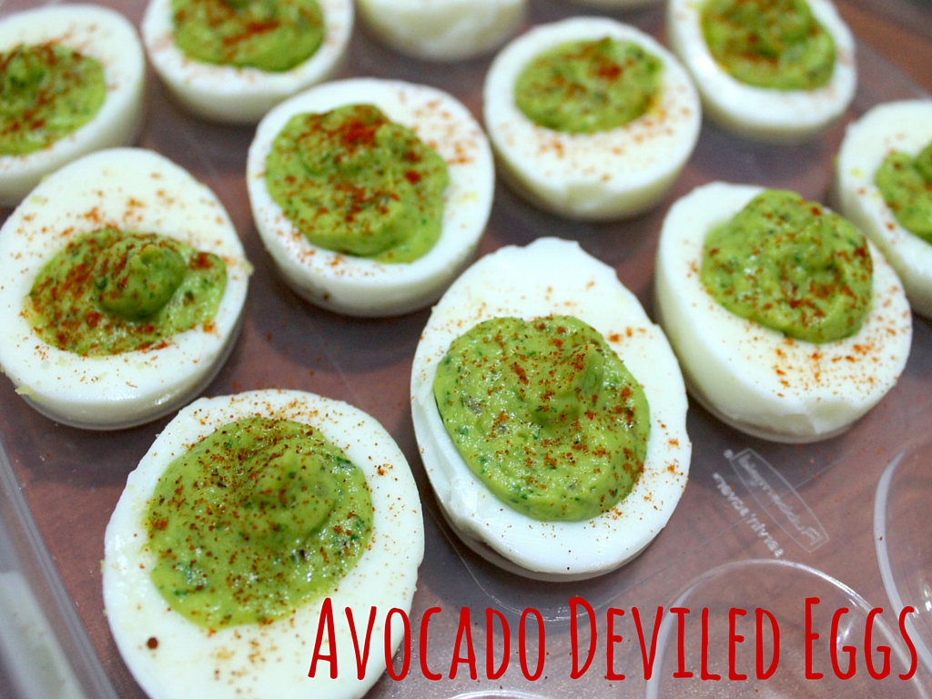 the holidays are here and that means that youll most likely be attending party after party for the next month straight no matter what kind of party it is - Christmas Deviled Eggs