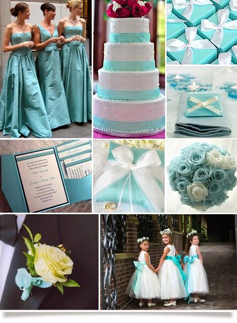 Tiffany Wedding Blue Theme | Wedding Stuff Ideas