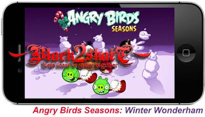 Angry Birds Seasons Winter Wonderham v3.1.0.ipa