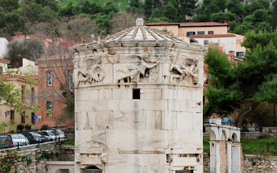 Στα εργοτάξια πολιτισμού της Αθήνας