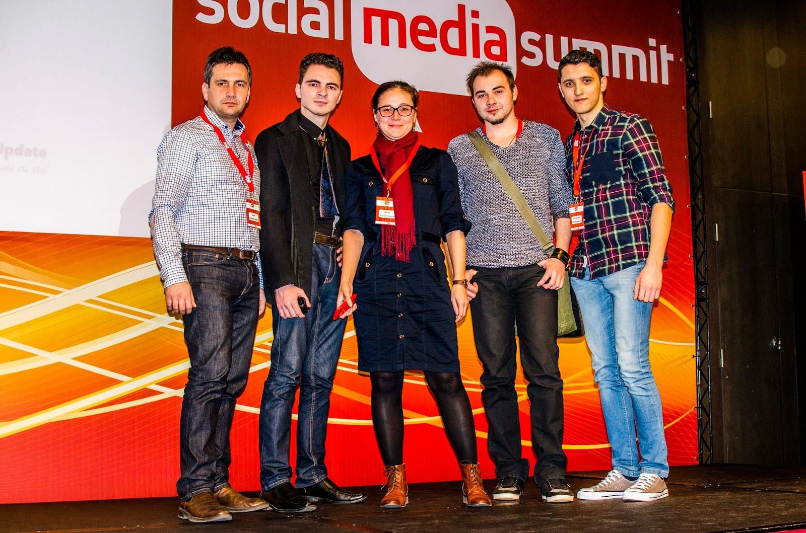 Am susținut blogosfera constănțeană participând la Social Media Summit 2015
