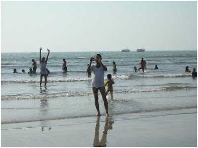Shrivardhan beach
