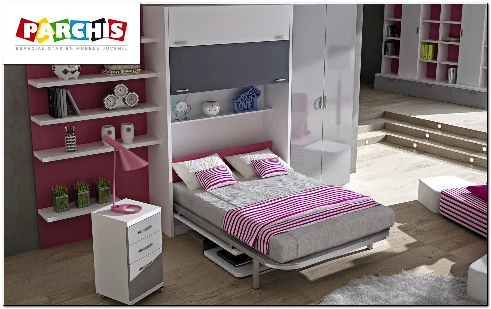 Muebles juveniles dormitorios infantiles y habitaciones for Mueble 3 camas