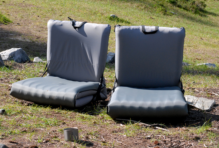 The Exped Chair Kit Is Simply Luxurious. Some Will Say That Itu0027s A  Violation Of The Idea That We Should Be Suffering When We Go Into The  Outdoors.