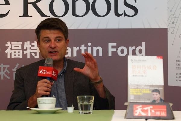 Martin Ford