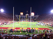 HAWAII VS USC FOOTBALL GAMELOS ANGELES, CA