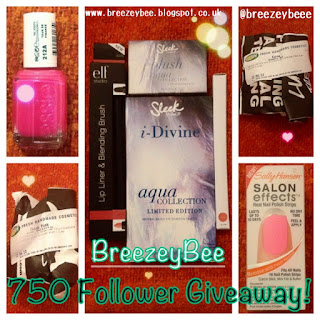 All about Bree's giveaway