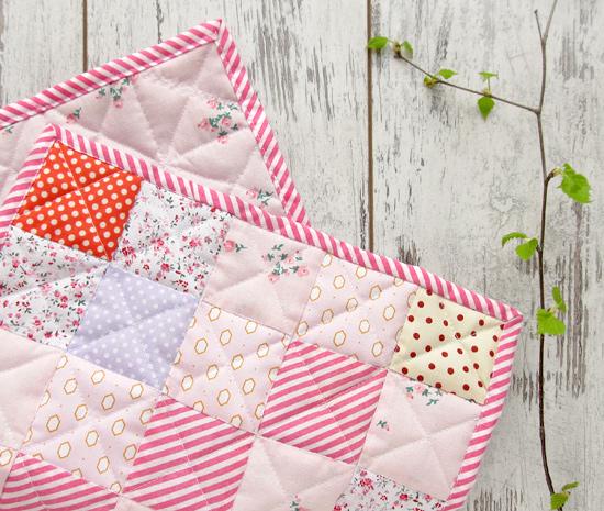 одело со стежкой, patchwork quilt