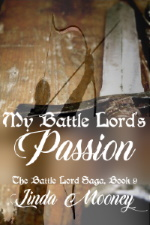 My Battle Lord's Passion (The Battle Lord Saga, Bk. 9)